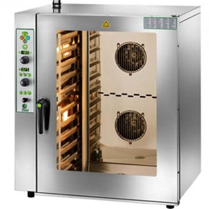Direct-steam-Electric-Convection-oven-for-Gastronomy