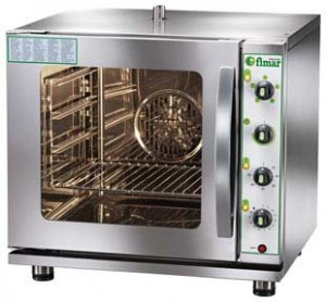 Gas-Convection-oven-for-Gastronomy