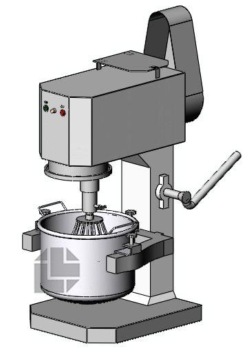 planetary-Mixer